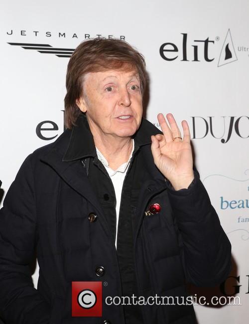 Sir Paul McCartney picture