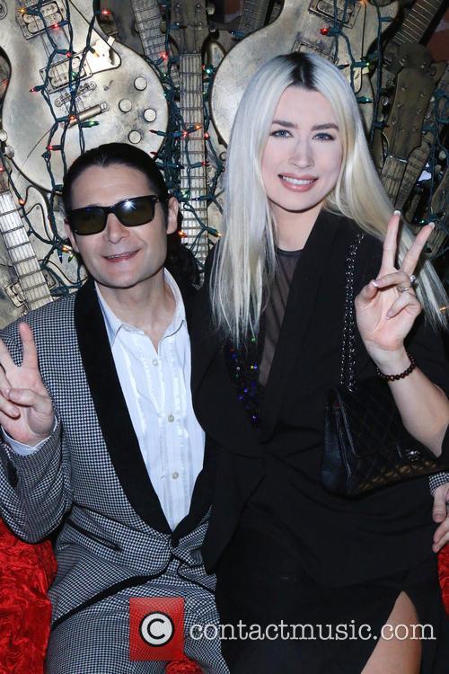Cory Feldman and Courtney Anne Mitchell 1