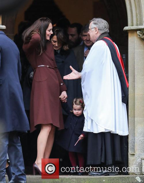Catherine Duchess Of Cambridge, Kate Middleton and Princess Charlotte 2