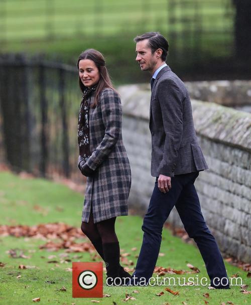 Pippa Middleton and James Matthews 5