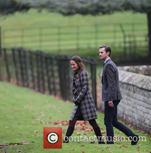 Pippa Middleton and James Matthews 6