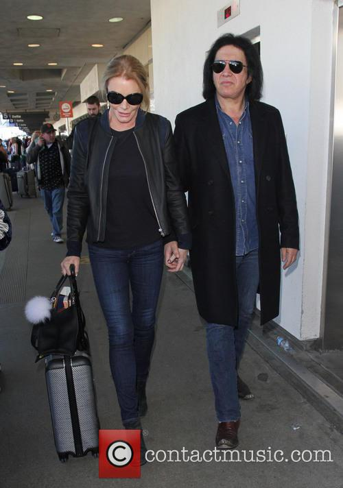 Shannon Tweed and Gene Simmons 7