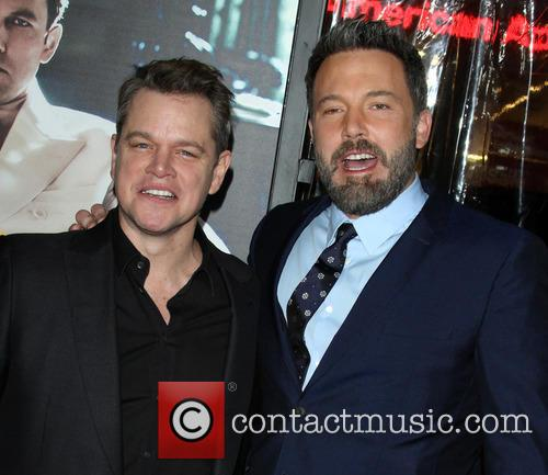 Matt Damon and Ben Affleck 5