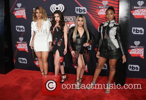 Dinah Jane, Lauren Jauregui, Ally Brooke, Normani Kordei and Of Fifth Harmony 4