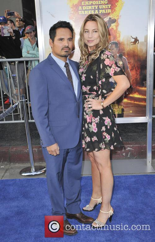 Michael Pena and Brie Shaffer