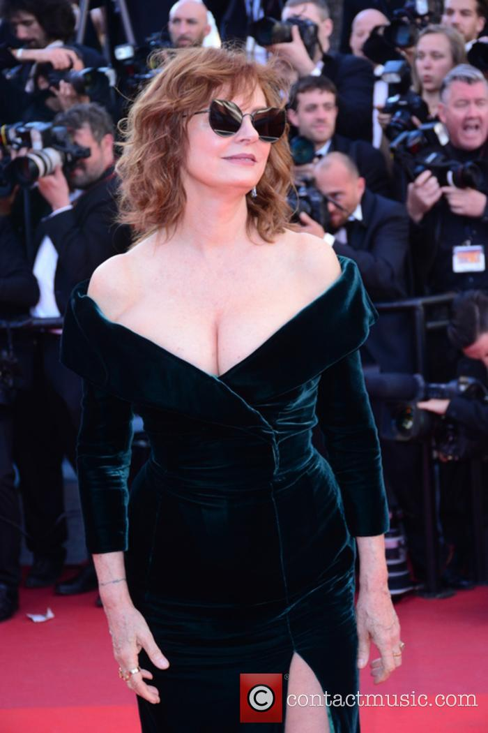 Susan Sarandon is no stranger to the red carpet