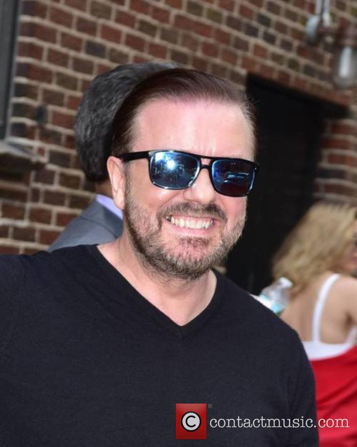 Ricky Gervais Defends Himself After Aids Joke Controversy