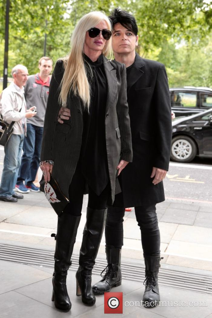 Gary Numan and Gemma O'neill 1