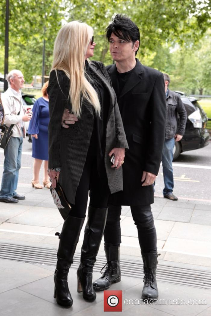 Gary Numan and Gemma O'neill 2