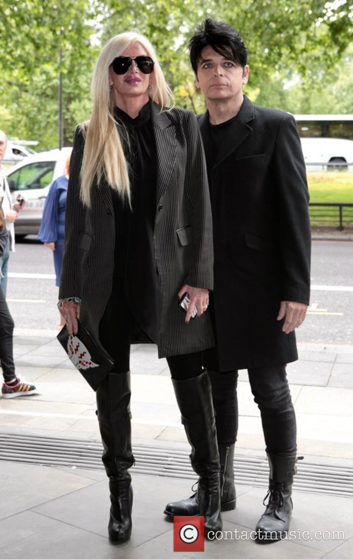 Gary Numan and Gemma O'neill
