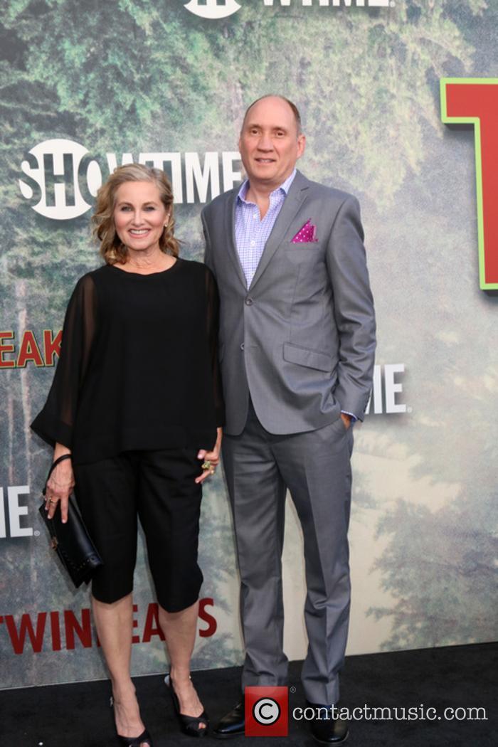 Maureen Mccormick and Michael Cummings 2
