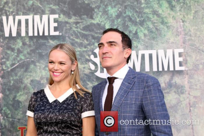 Lauren Bowles and Patrick Fischler
