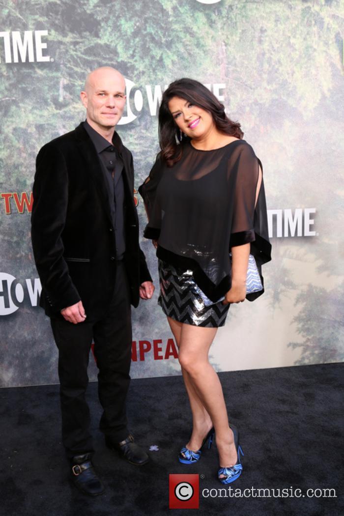 James Marshall and Rebekah Del Rio