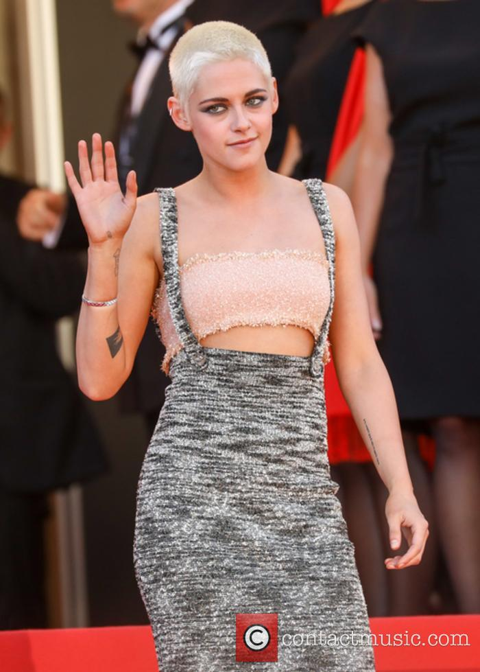 Kristen Stewart snapped at Cannes Film Festival