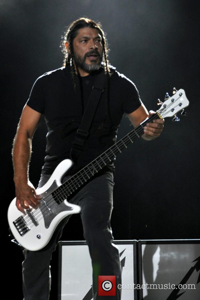 Metallica and Robert Trujillo 4