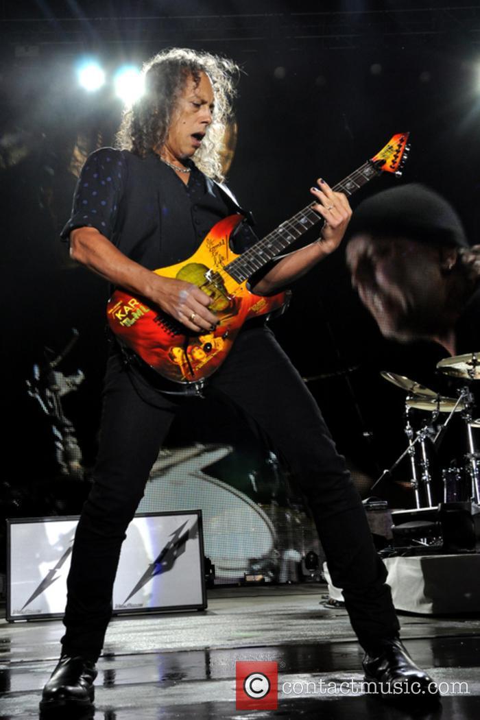 Metallica and Kirk Hammett 5