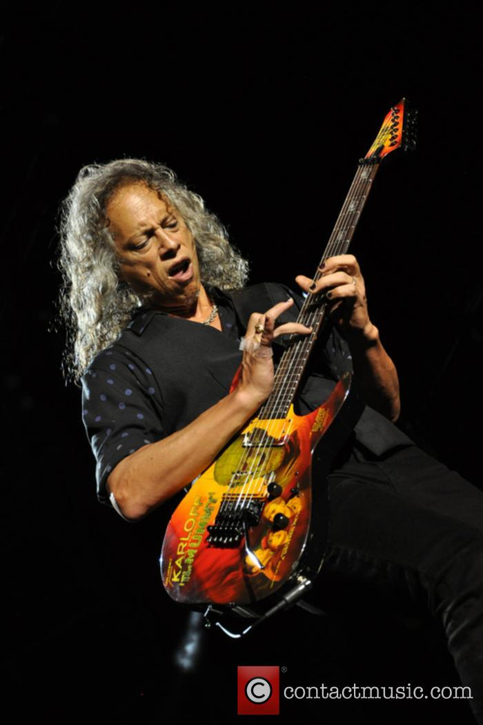 Metallica and Kirk Hammett 7
