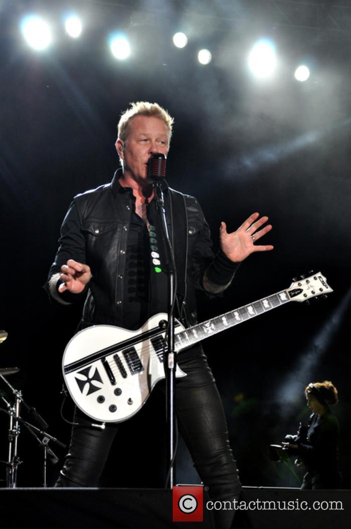 Metallica and James Hetfield 9