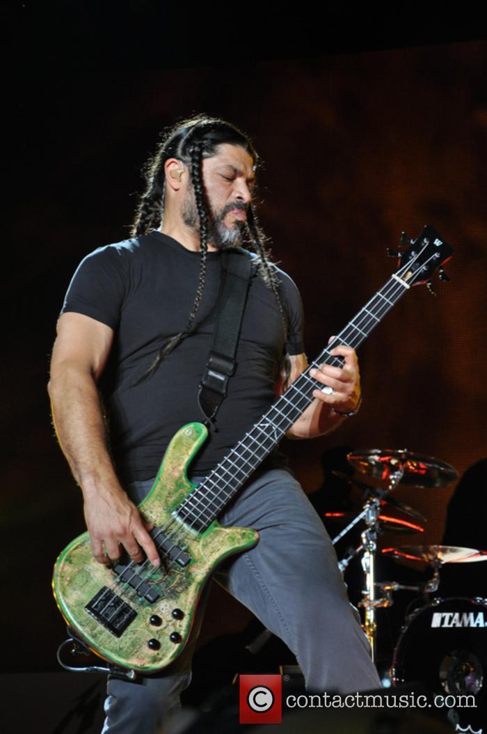 Metallica and Robert Trujillo 10