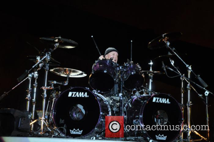 Metallica and Lars Ulrich 11