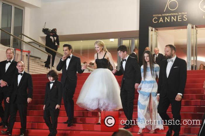 Colin Farrell and Nicole Kidman 2