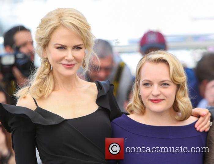 Nicole Kidman and Alice Englert