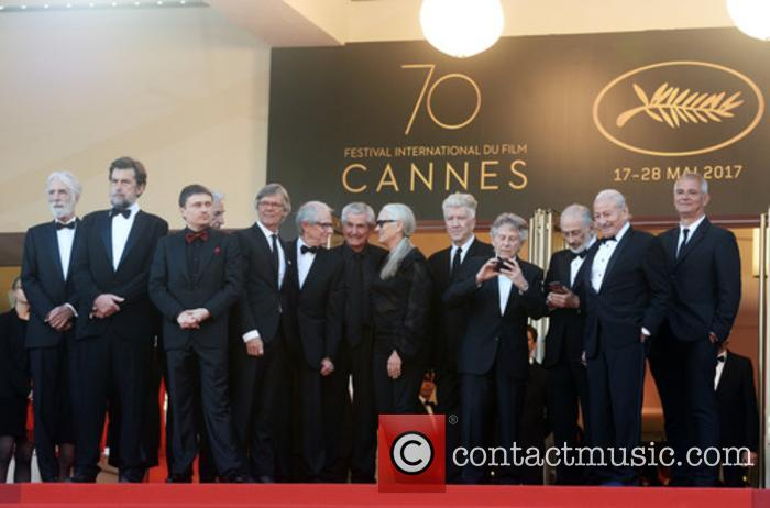 David Lynch, Michael Haneke, Claude Lelouch, Roman Polanski and Jan 3