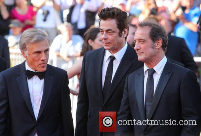 Christopher Waltz, Benicio Del Toro and Vincent Lindon 6