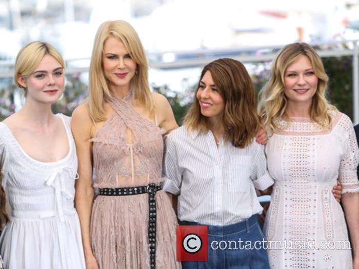 Elle Fanning, Nicole Kidman, Sofia Coppola and Kirsten Dunst 3