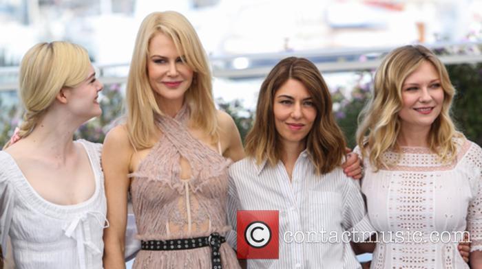 Elle Fanning, Nicole Kidman, Sofia Coppola and Kirsten Dunst 4