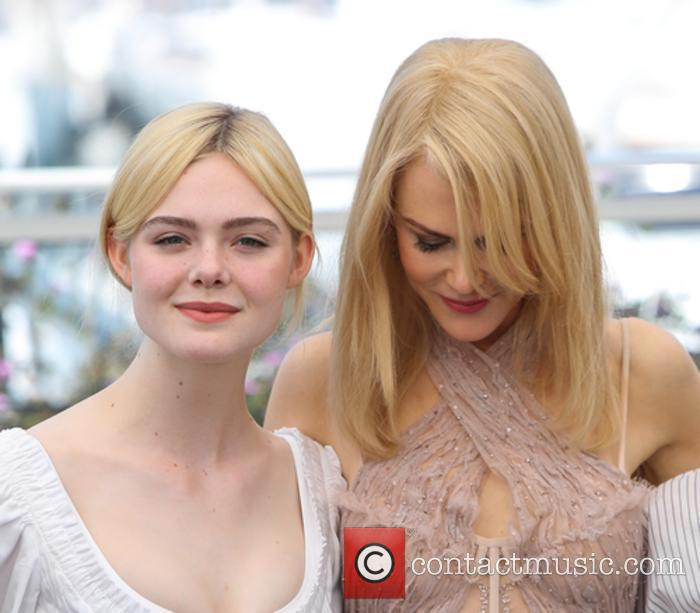 Elle Fanning and Nicole Kidman 5
