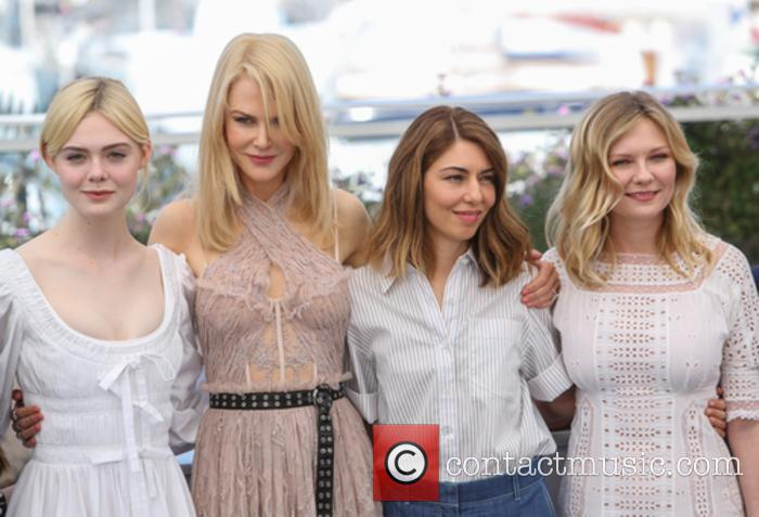 Elle Fanning, Nicole Kidman, Sofia Coppola and Kirsten Dunst 6