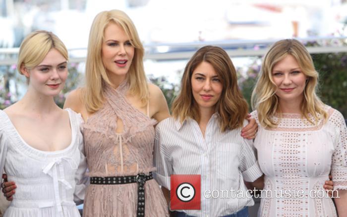 Elle Fanning, Nicole Kidman, Sofia Coppola and Kirsten Dunst 7