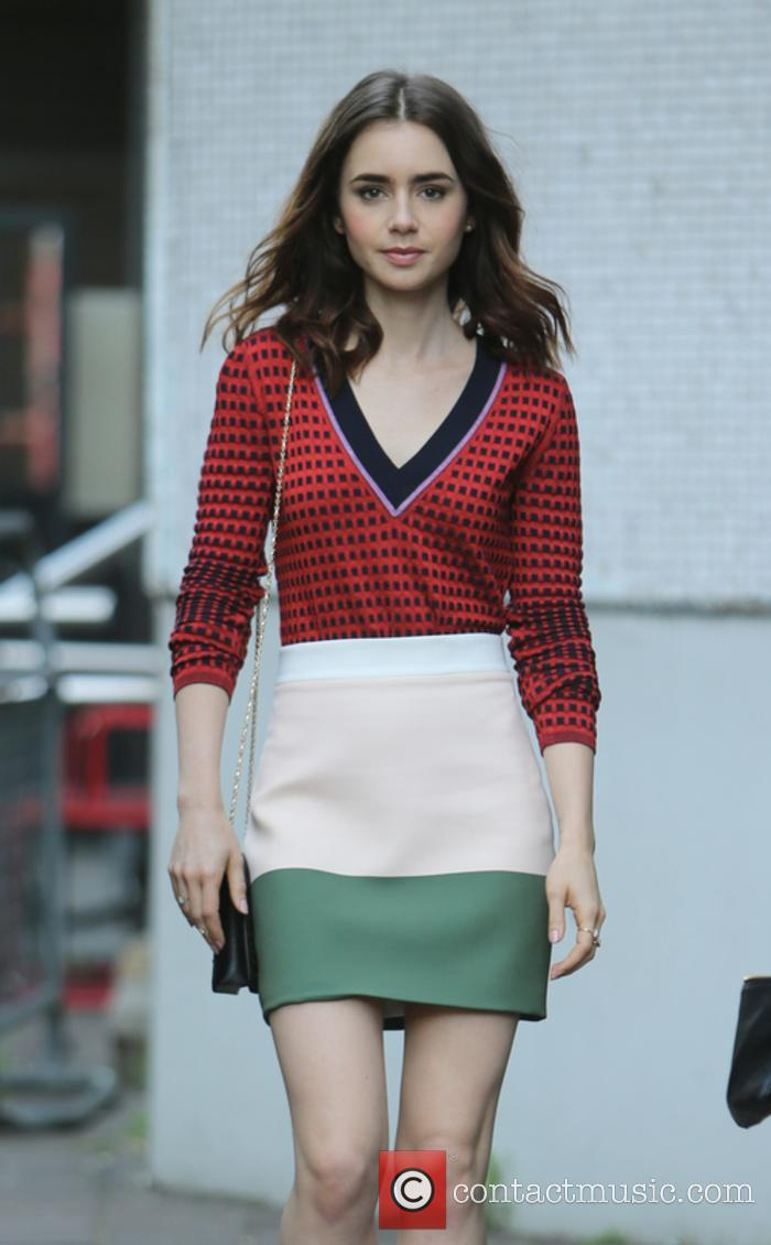 Lily Collins 5