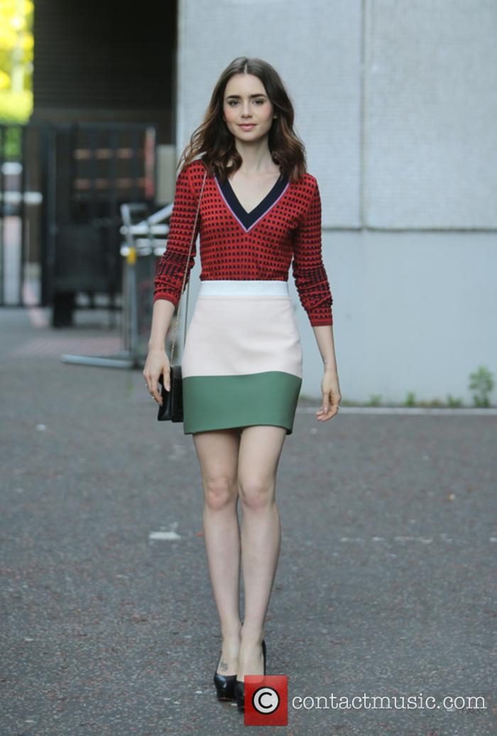 Lily Collins 10