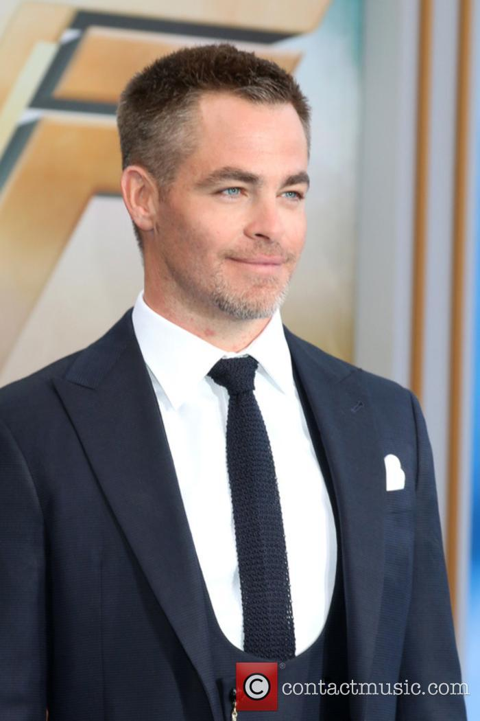 Chris Pine has gone from strength to strength in Hollywood