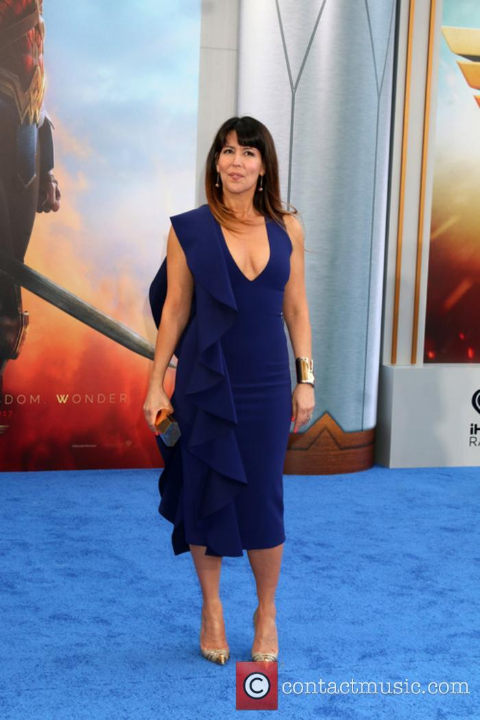 Patty Jenkins is being praised for her work on 'Wonder Woman'