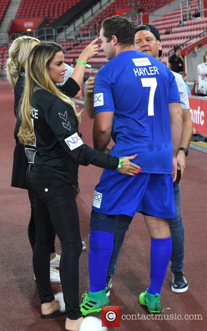 Katie Price and Kieran Hayler 2