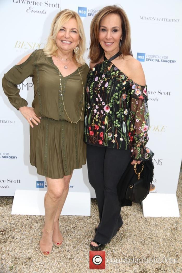 Debra Halpert and Rosanna Scotto