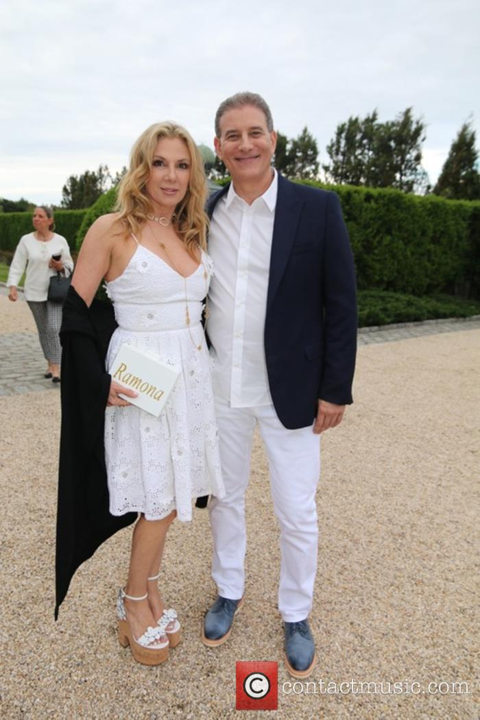 Ramona Singer and Stephen Gerber