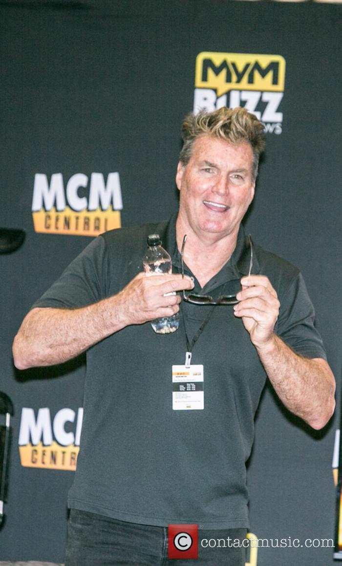 Sam J. Jones at Comic Con