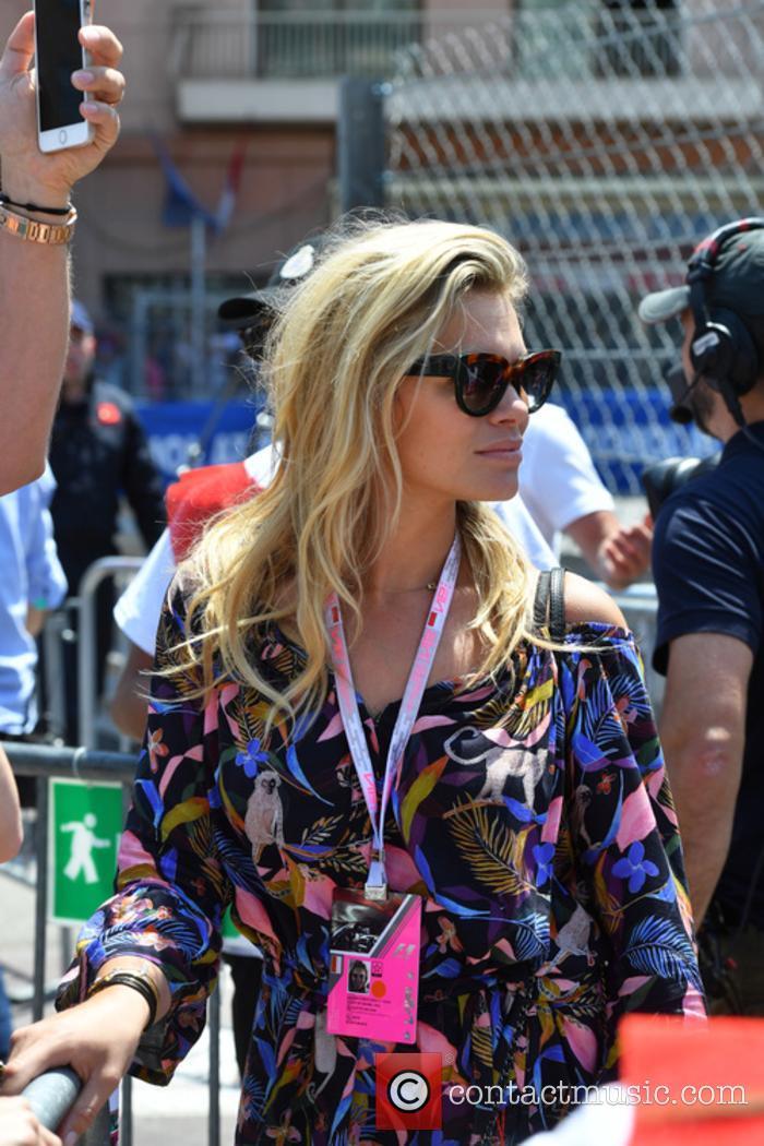 F1 Monaco Grand Prix - Celebrity Sightings