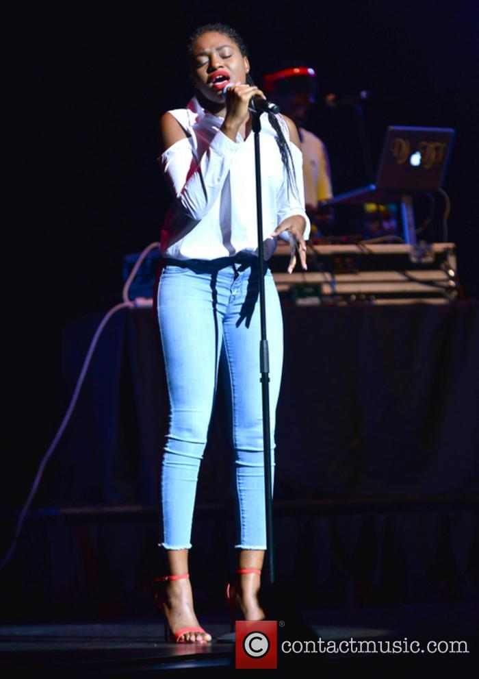 Yazz The Greatest performs live at Broward Center...