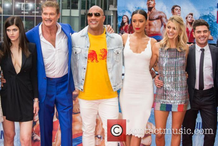 European Premiere and Baywatch