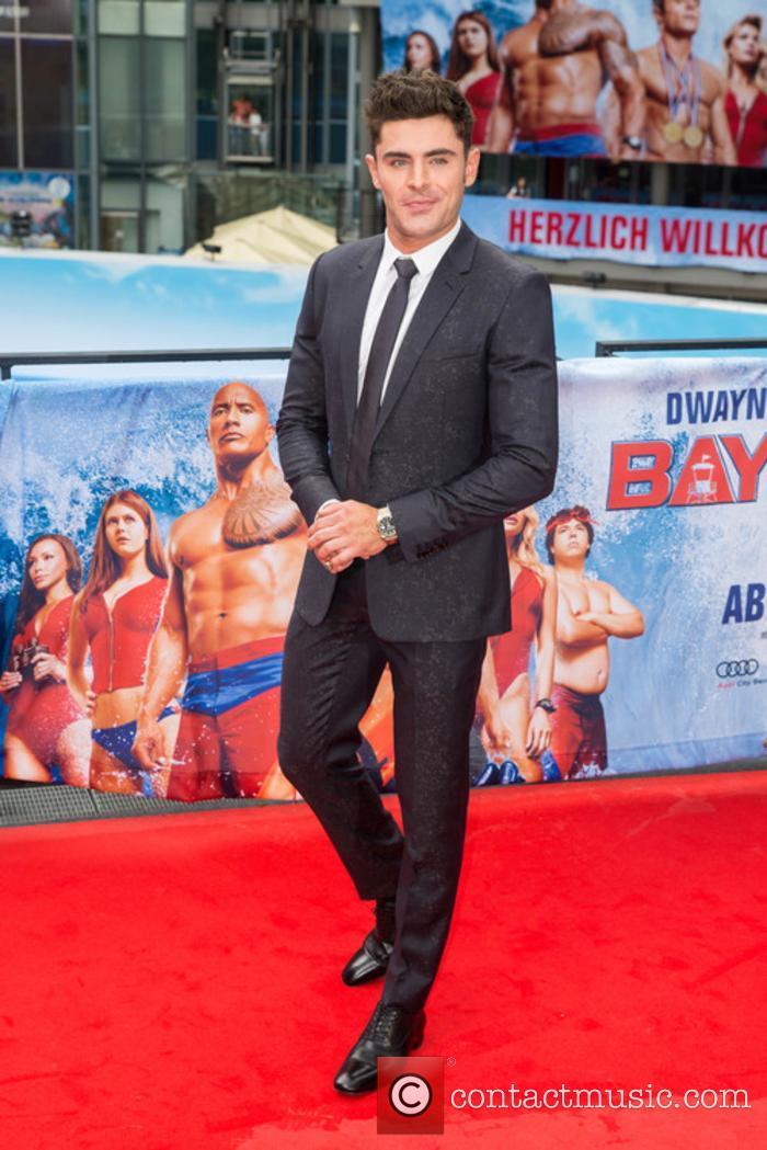 European Premiere of ' Baywatch '