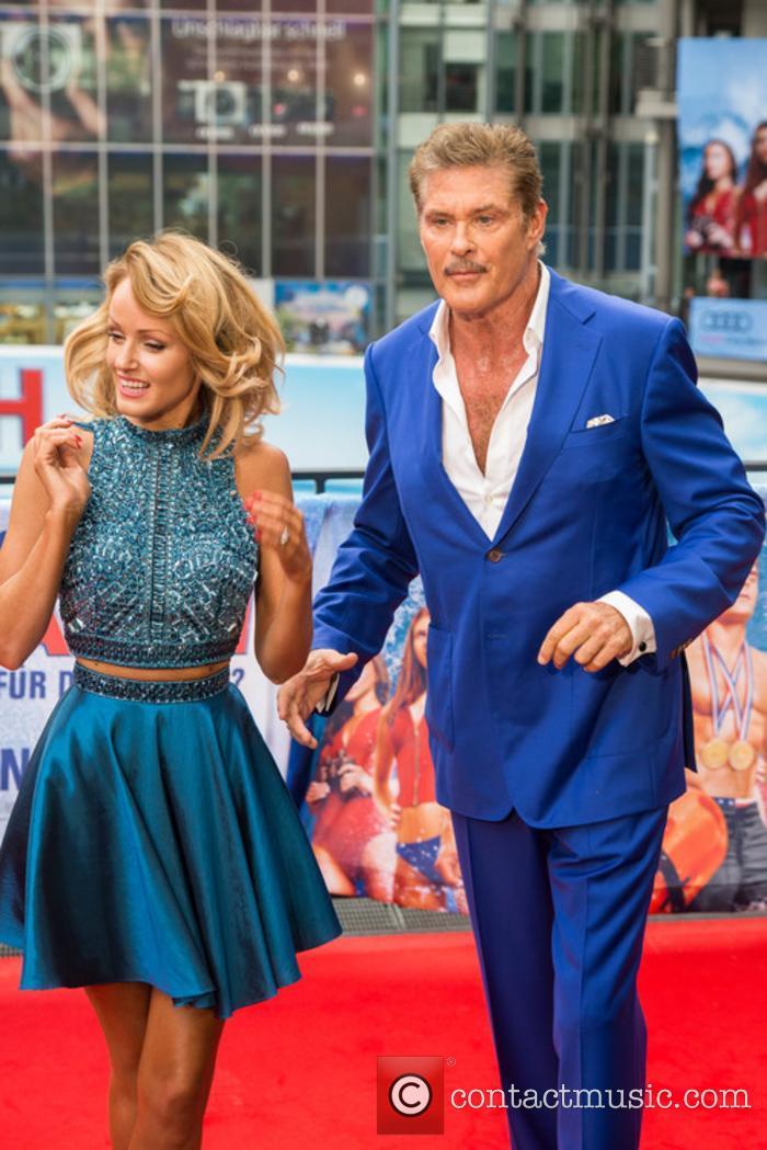 David Hasselhoff and Hayley Hasselhoff