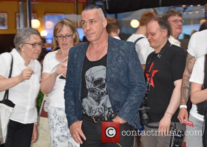 Till Lindemann and Rammstein 1