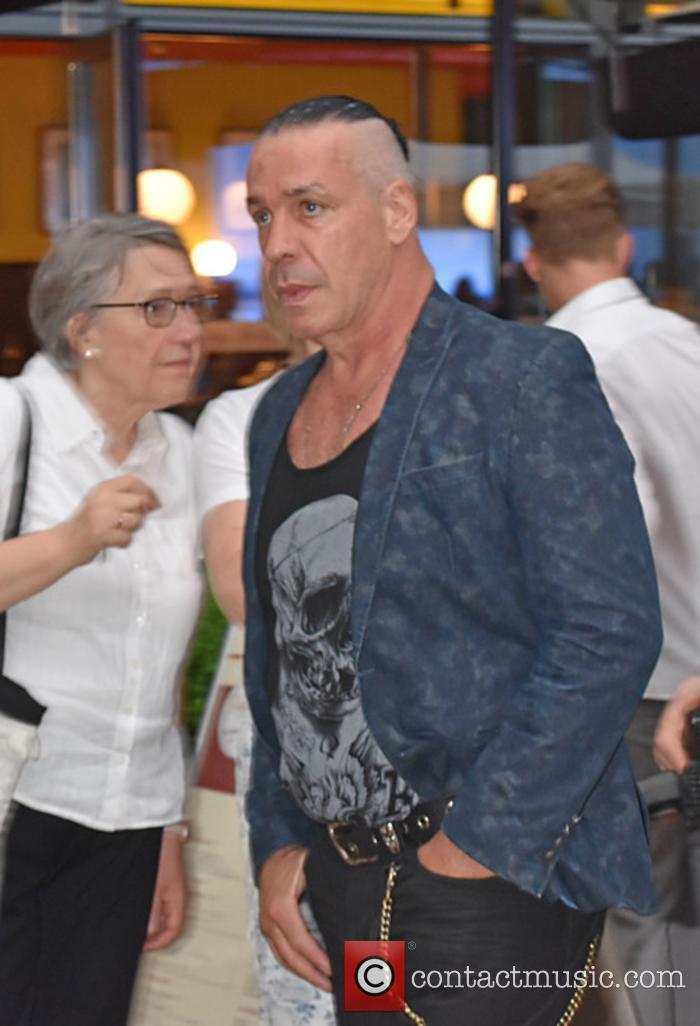 Till Lindemann and Rammstein 2