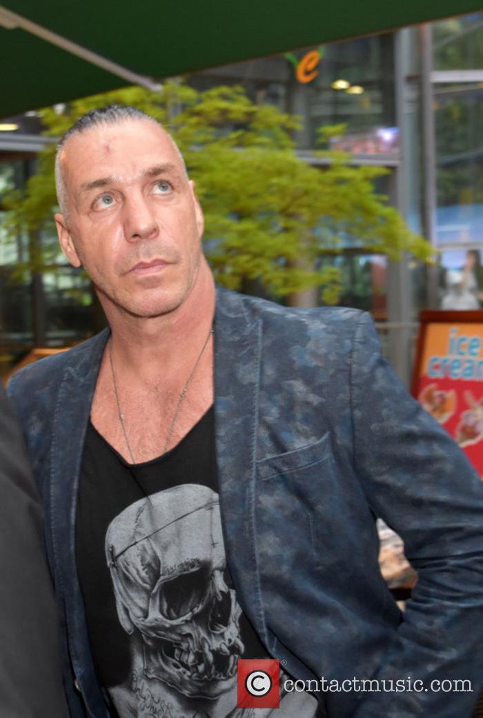 Till Lindemann and Rammstein 3