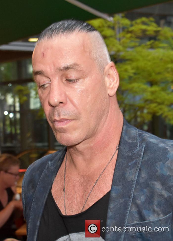 Till Lindemann and Rammstein 4
